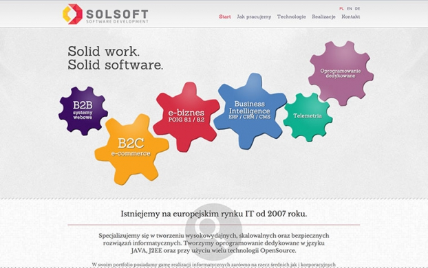 Solsoft desktop version